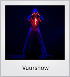 vuurspuwer evenementen entertainment