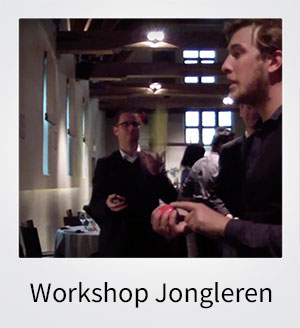 Workshop jongleren