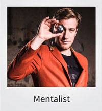 Entertainment mentalist
